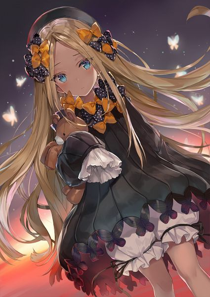 Tags: Anime, Momoko (Momopoco), Fate/Grand Order, Foreigner (Abigail Williams), Pixiv, Fanart, Fanart From Pixiv