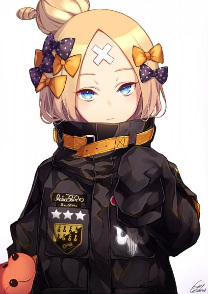 Tags: Anime, Pixiv Id 7642349, Fate/Grand Order, Foreigner (Abigail Williams), Fanart From Pixiv, Pixiv, Fanart