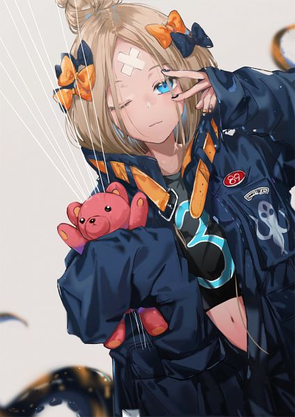 Tags: Anime, Dangmill, Fate/Grand Order, Foreigner (Abigail Williams), Fanart From Pixiv, Pixiv, Fanart