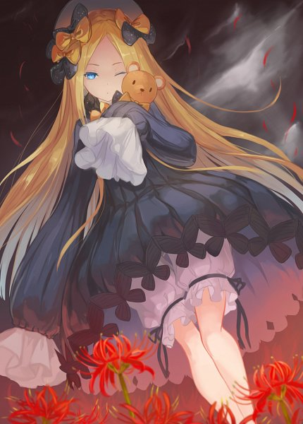 Tags: Anime, Akira0171, Fate/Grand Order, Foreigner (Abigail Williams), Pixiv
