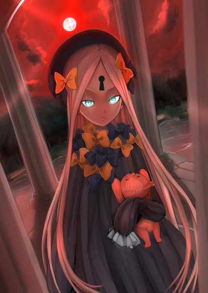 Tags: Anime, Pixiv Id 2583161, Fate/Grand Order, Foreigner (Abigail Williams)