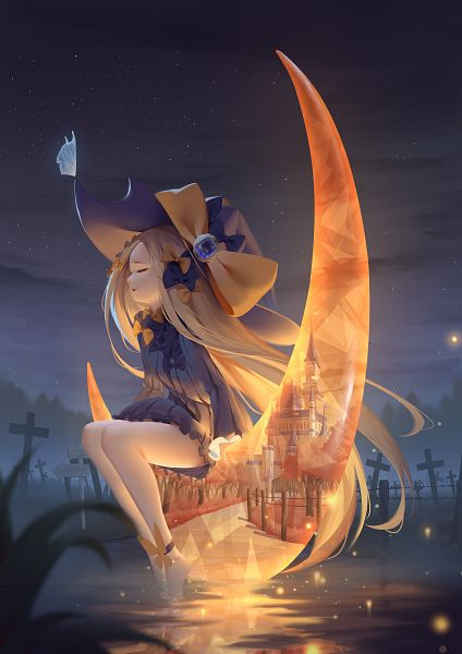 Tags: Anime, Pixiv Id 14109822, Fate/Grand Order, Foreigner (Abigail Williams), Fanart From Pixiv, Pixiv, Fanart