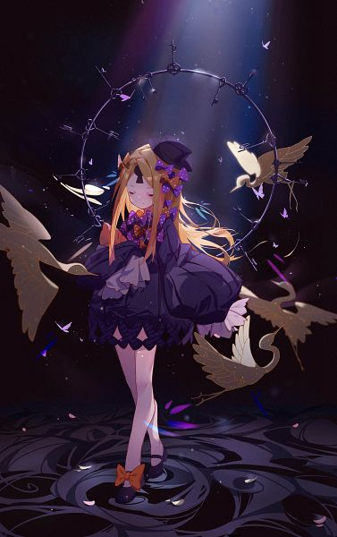 Tags: Anime, Pixiv Id 5916377, Fate/Grand Order, Foreigner (Abigail Williams), Pixiv, Fanart, Fanart From Pixiv