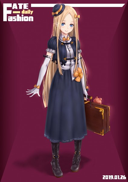 Tags: Anime, Pixiv Id 38905567, Fate/Grand Order, Foreigner (Abigail Williams)