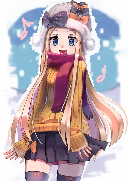 Tags: Anime, Pixiv Id 26127177, Fate/Grand Order, Foreigner (Abigail Williams)