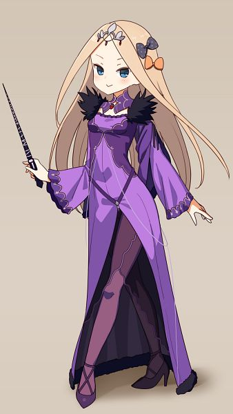 Tags: Anime, Bell (Artist), Fate/Grand Order, Foreigner (Abigail Williams), Caster (Scathach Skadi) (Cosplay), Fanart, Fanart From Pixiv, Pixiv