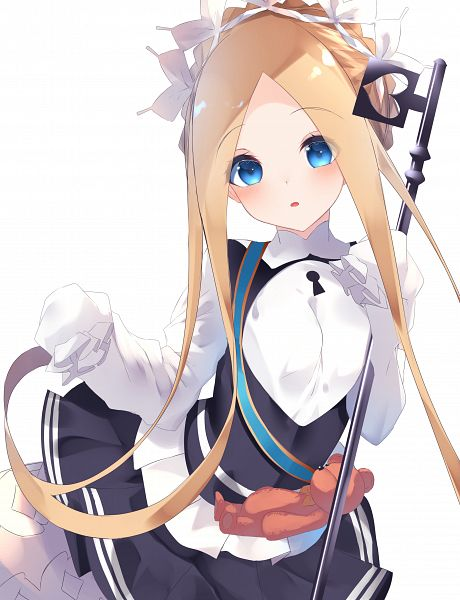 Tags: Anime, Pixiv Id 13851204, Fate/Grand Order, Foreigner (Abigail Williams), Fanart, Fanart From Pixiv, Pixiv, Mobile Wallpaper