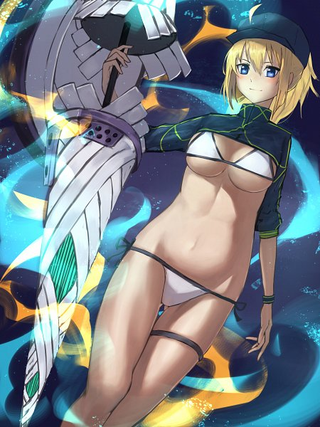 Tags: Anime, Pixiv Id 20645276, Fate/Grand Order, Foreigner (Heroine XX), Mysterious Heroine X, Saber (Fate/stay night)