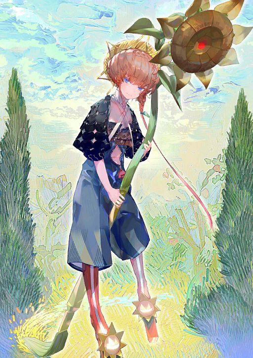 Foreigner (Van Gogh) - Fate/Grand Order