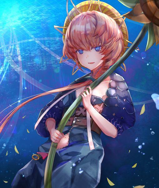 Tags: Anime, torottye, Fate/Grand Order, Foreigner (Van Gogh), Fanart From Pixiv, Pixiv, Fanart