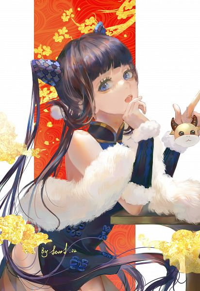 Tags: Anime, LEVEL.02, Fate/Grand Order, Foreigner (Yang Guifei), Fanart From Pixiv, Pixiv, Fanart