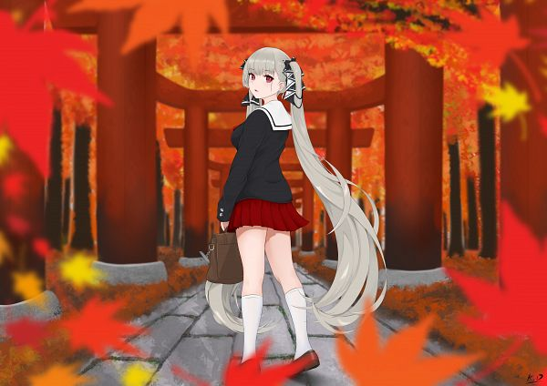 Tags: Anime, Pixiv Id 42358865, Azur Lane, Formidable (Azur Lane), Pixiv, Azur Lane Iracon -Bokou to Kanojotachi no Aki-