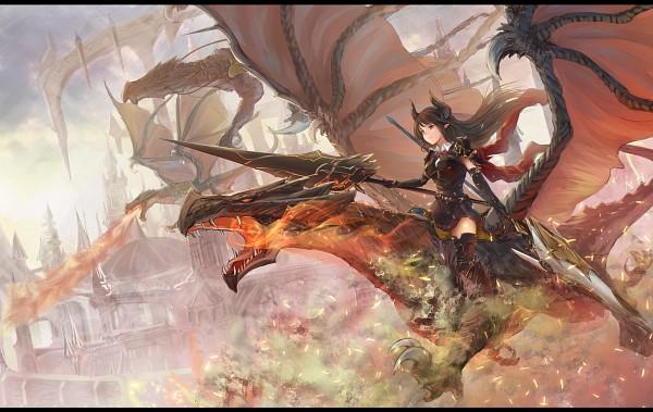 Tags: Anime, Pixiv Id 5950119, Granblue Fantasy, Forte (Shingeki no Bahamut), 1900x1200 Wallpaper, 19:12 Ratio, Fanart From Pixiv, Pixiv, Wallpaper, Fanart