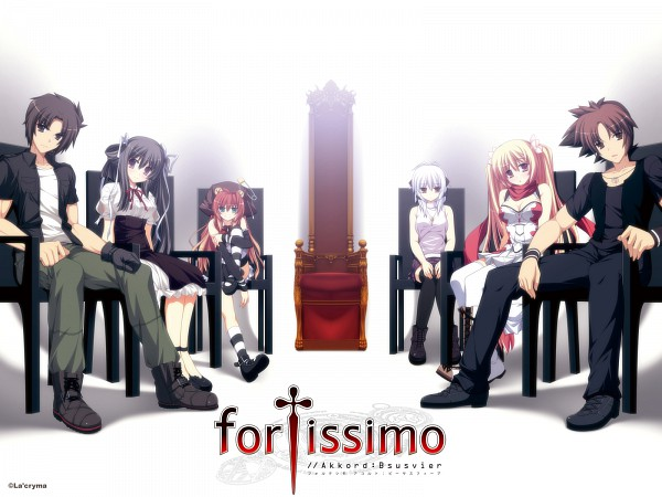 Fortissimo Series - La'cryma