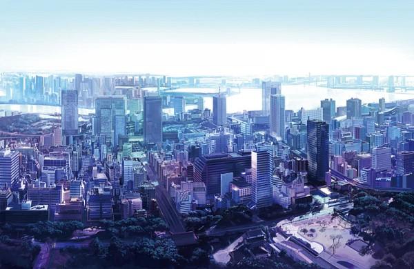 Tags: Anime, Fo~Do, No Character, Original, Pixiv