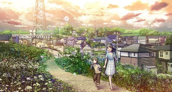 Tags: Anime, Fo~Do, Facebook Cover, Pixiv