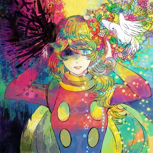 Tags: Anime, Ss Kankon, Cyborg 009, Françoise Arnoul