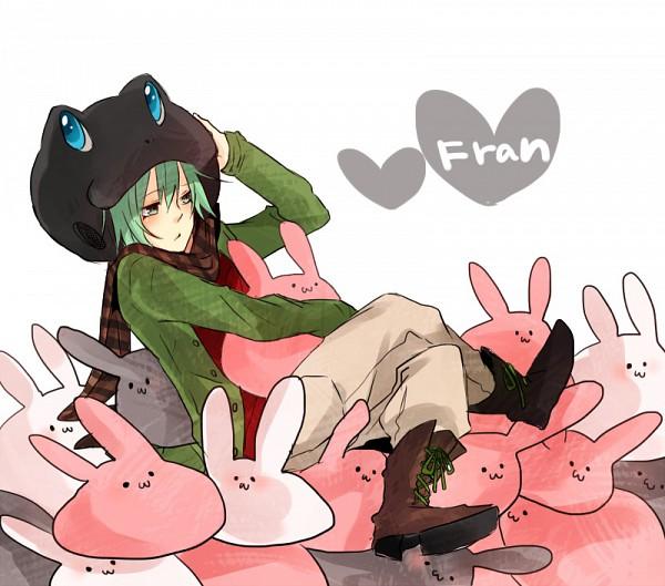 Tags: Anime, Saωneξkichi, Katekyo Hitman REBORN!, Fran, Frog Hat, Fanart, Pixiv