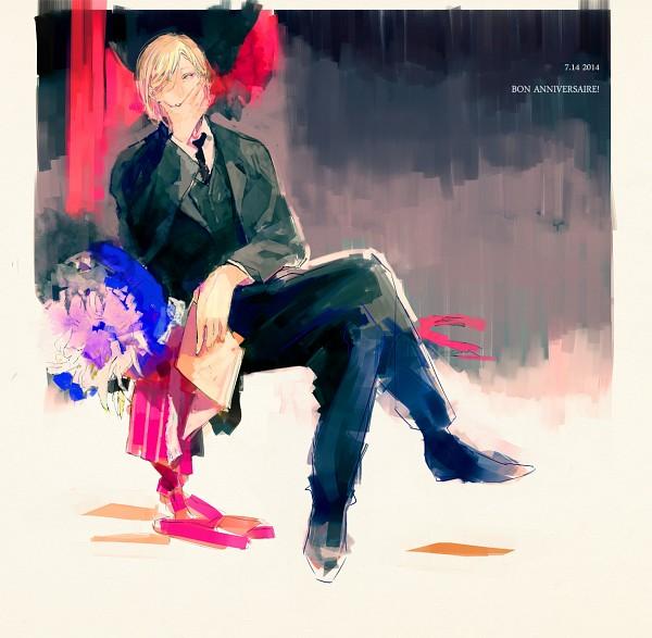 Tags: Anime, Azumi Nonko, Axis Powers: Hetalia, France, Fanart, Pixiv