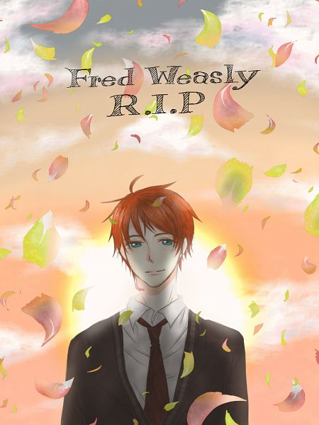 Fred Weasley - Harry Potter