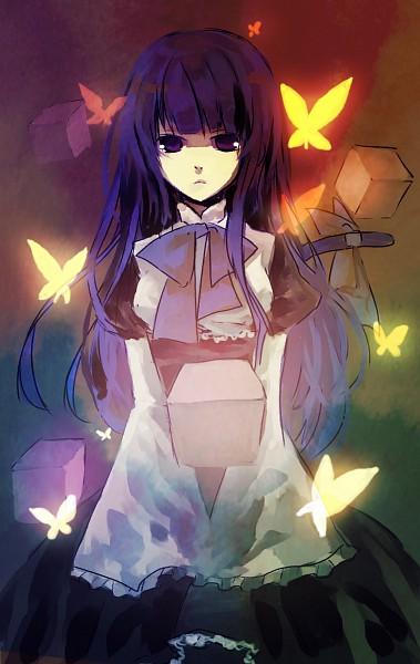 Tags: Anime, Cerumia, 07th Expansion, Umineko no Naku Koro ni, Frederica Bernkastel, Mobile Wallpaper