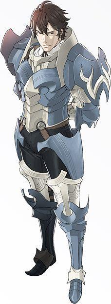 Frederik (Fire Emblem) (Frederick (fire Emblem)) - Fire Emblem: Kakusei