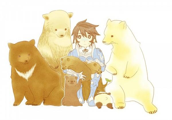 Tags: Anime, Pixiv Id 827431, Fire Emblem: Kakusei, Frederik (Fire Emblem), Polar Bear, Frederick (fire Emblem)