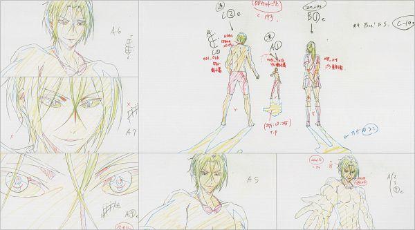 Tags: Anime, Free!, Nanase Haruka (Free!), Matsuoka Rin, Matsuoka Gou, RinHaru