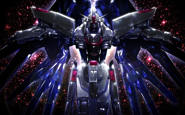 Freedom Gundam - Mobile Suit Gundam SEED