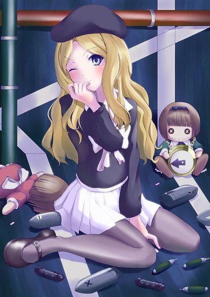 Tags: Anime, Nekoya Kazuya, To Aru Majutsu no Index, Frenda Seivelun