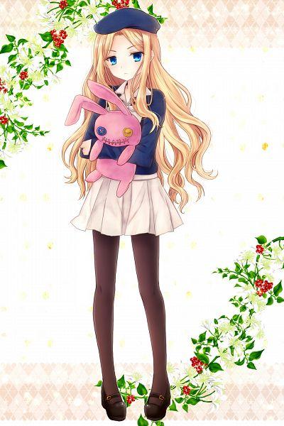 Tags: Anime, Pixiv Id 233480, To Aru Majutsu no Index, Frenda Seivelun, Mobile Wallpaper