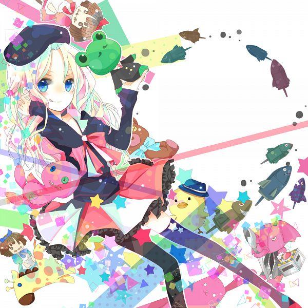 Tags: Anime, Yuyu (Spika), To Aru Majutsu no Index, Frenda Seivelun, Gekota, Stuffed Bird