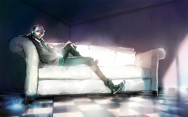 Tags: Anime, Wenqing Yan, Fisheye Placebo, Frey (Fisheye Placebo), Converse, Laying on Couch, deviantART