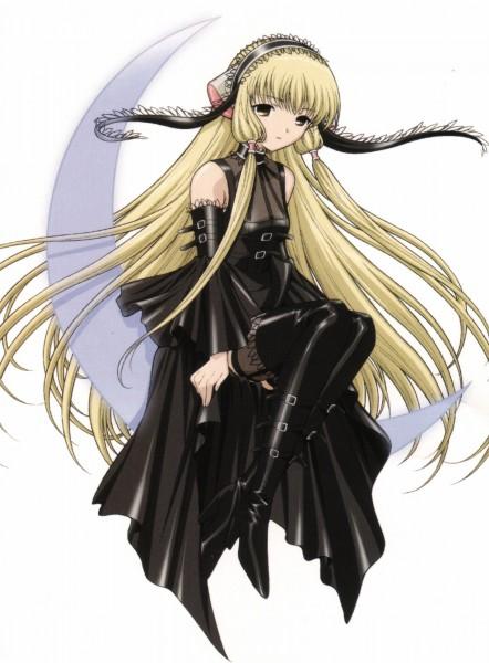 Tags: Anime, Chobits, Freya (Chobits), Vector
