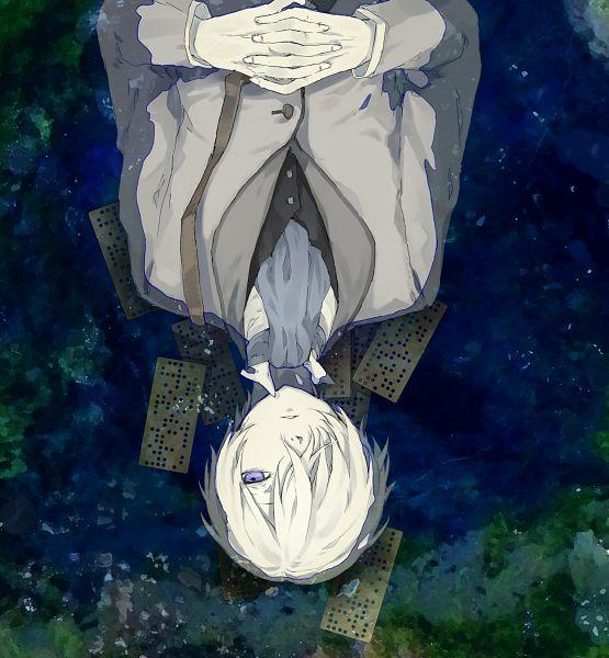 Tags: Anime, Pixiv Id 498982, Shisha no Teikoku, Friday (Shisha no Teikoku), Fanart From Pixiv, Pixiv, Fanart