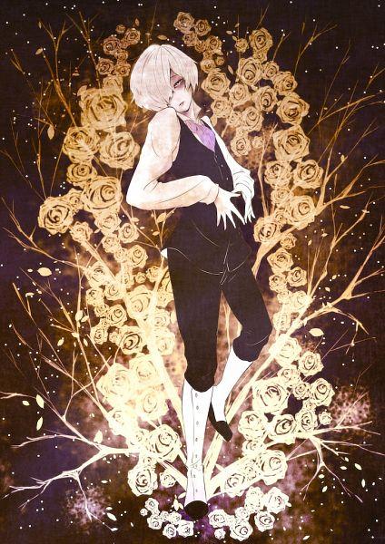 Tags: Anime, Pixiv Id 3739887, Shisha no Teikoku, Friday (Shisha no Teikoku), Pixiv, Fanart, Fanart From Pixiv
