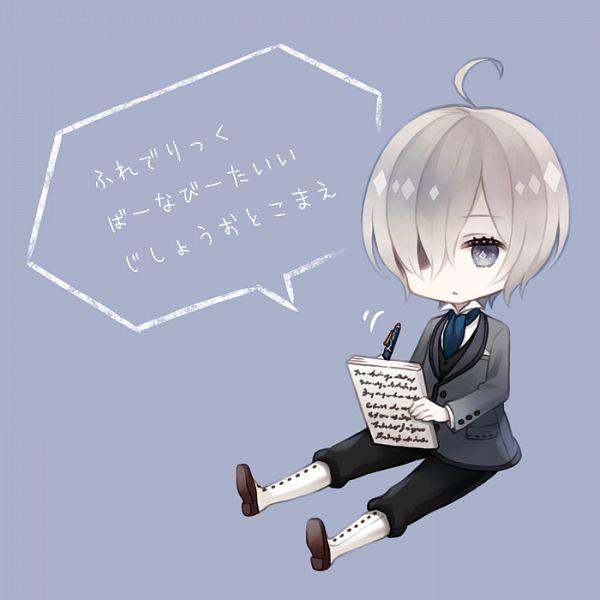 Tags: Anime, Suzumina Shiki, Shisha no Teikoku, Friday (Shisha no Teikoku), Fanart, Fanart From Pixiv, Pixiv