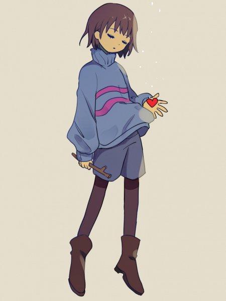 Tags: Anime, Pixiv Id 5775823, Undertale, Frisk