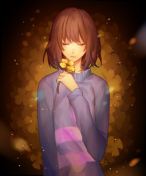 Tags: Anime, Pixiv Id 20596509, Undertale, Frisk