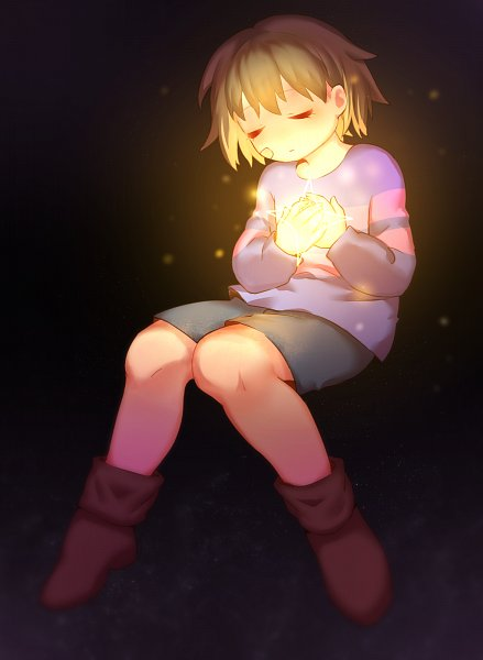 Tags: Anime, Pixiv Id 3504029, Undertale, Frisk
