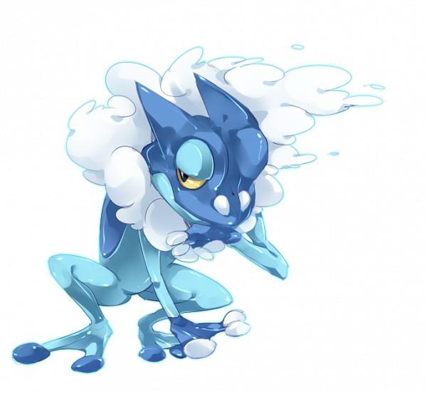 Frogadier - Pokémon