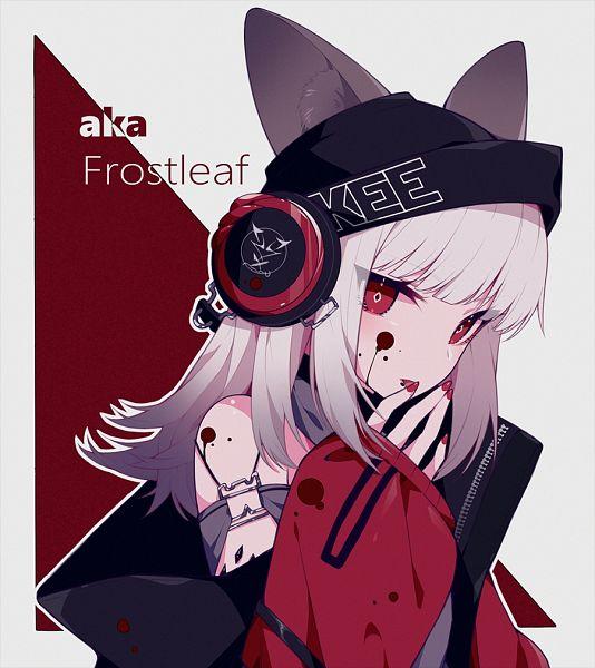 Tags: Anime, Pixiv Id 27086586, Arknights, Frostleaf