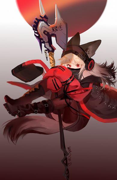 Tags: Anime, Pixiv Id 21995769, Arknights, Frostleaf