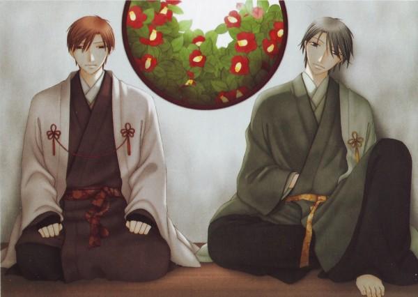 Tags: Anime, Fruits Basket, Sohma Shigure, Sohma Kureno