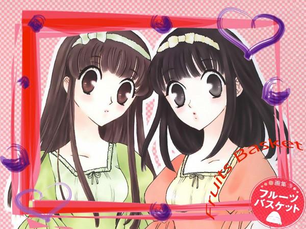 Tags: Anime, Fruits Basket, Sohma Kagura, Honda Tohru