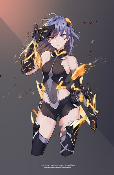 Tags: Anime, Pixiv Id 8886419, Houkai 3rd, Fu Hua