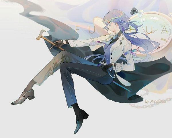 Tags: Anime, Pixiv Id 1783806, Houkai 3rd, Fu Hua