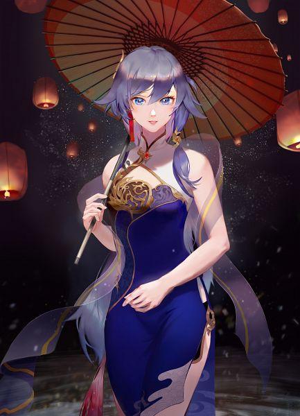 Tags: Anime, Pixiv Id 9820653, Houkai 3rd, Fu Hua