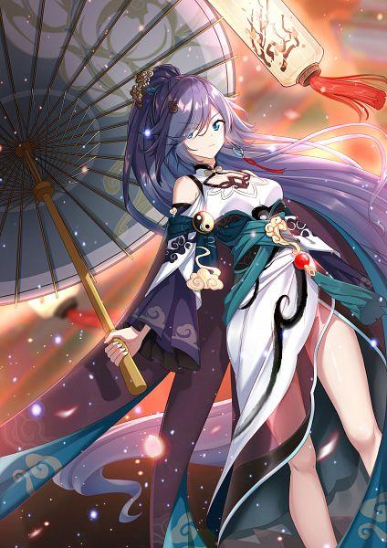 Tags: Anime, Pixiv Id 2672493, Houkai 3rd, Fu Hua