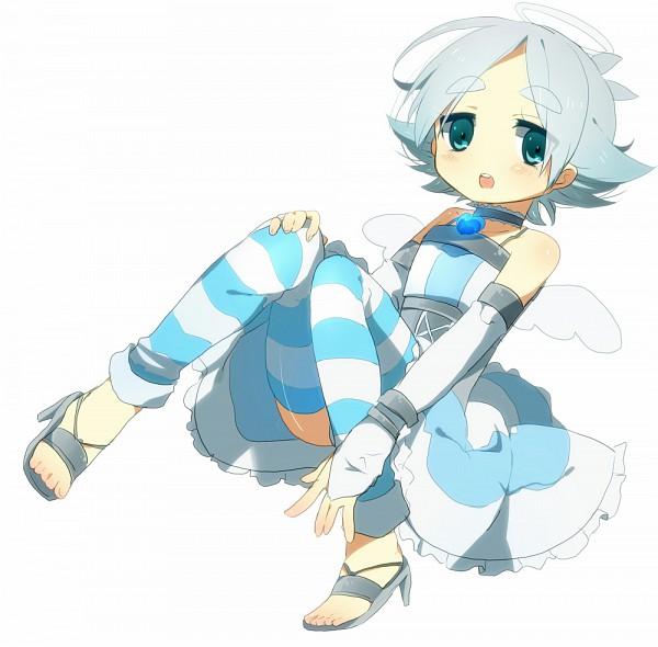 Tags: Anime, Aina (paranoid), Panty and Stocking With Garterbelt, Inazuma Eleven, Fubuki Shirou, Leg Warmers, Panty and Stocking with Garterbelt (Parody), Anarchy Stocking (Cosplay)